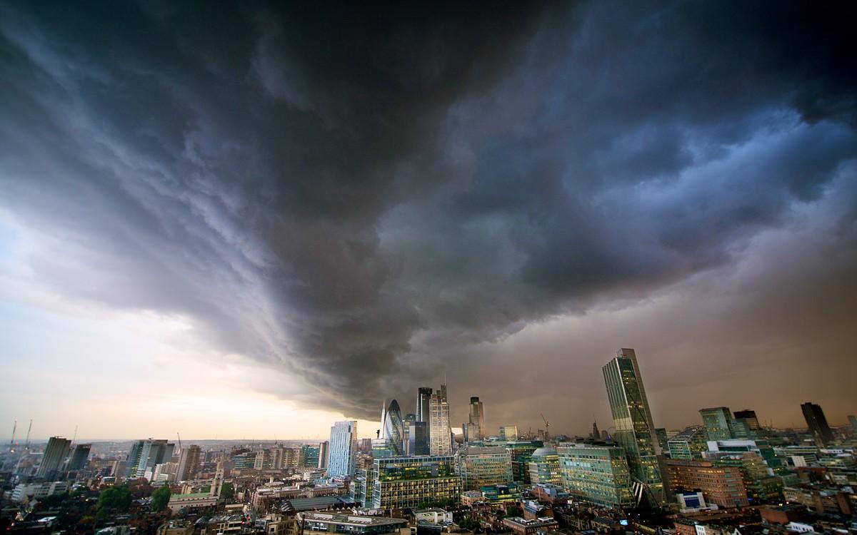 Hurricane Bertha 2014
