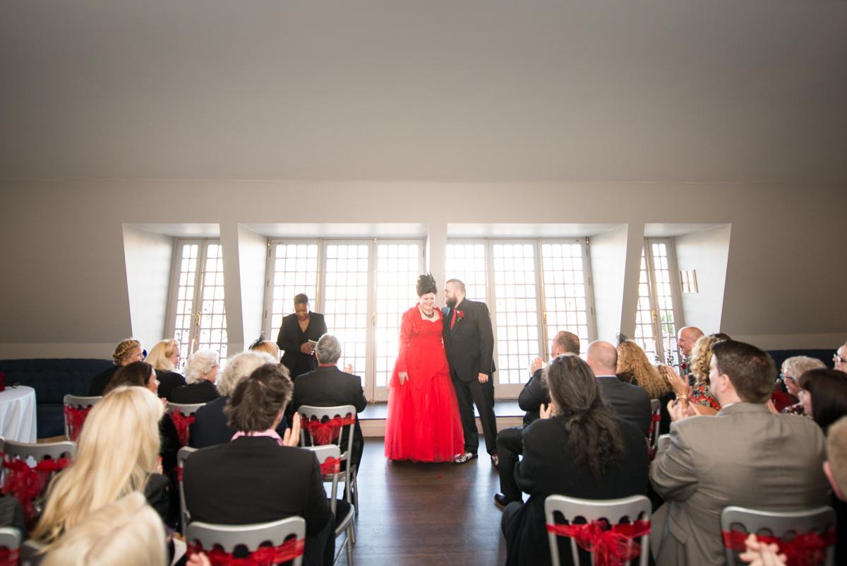Shakespear Globe wedding photo - Jenna & Mike-15