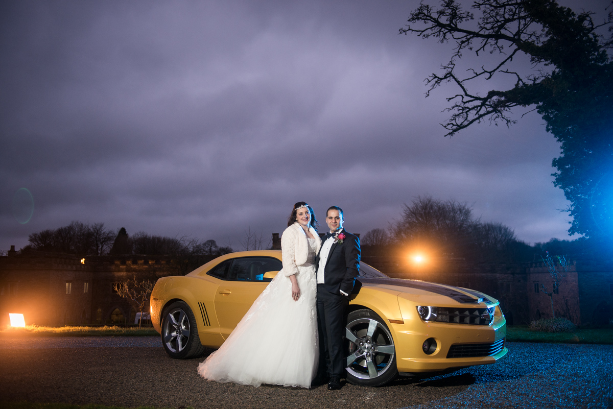 Clearwell Castle Wedding Photos - Louisa & Aydin-53