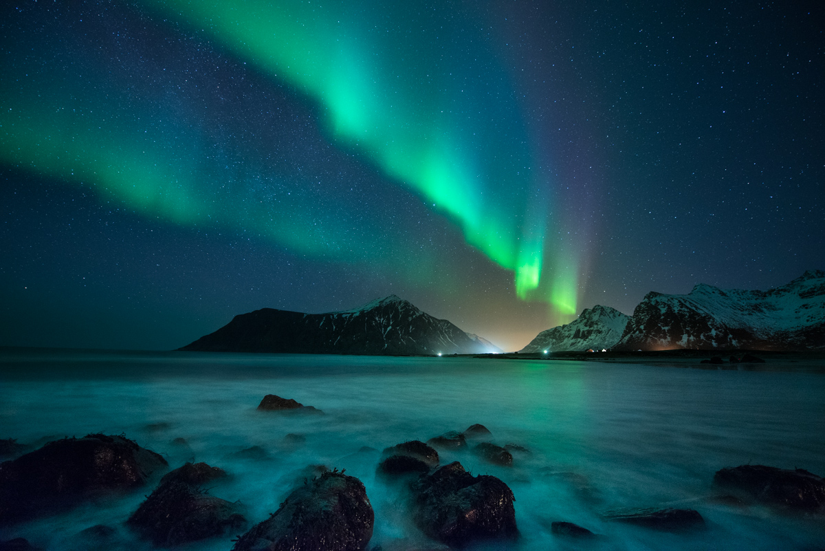 Lofoten Norway Northern Lights-13
