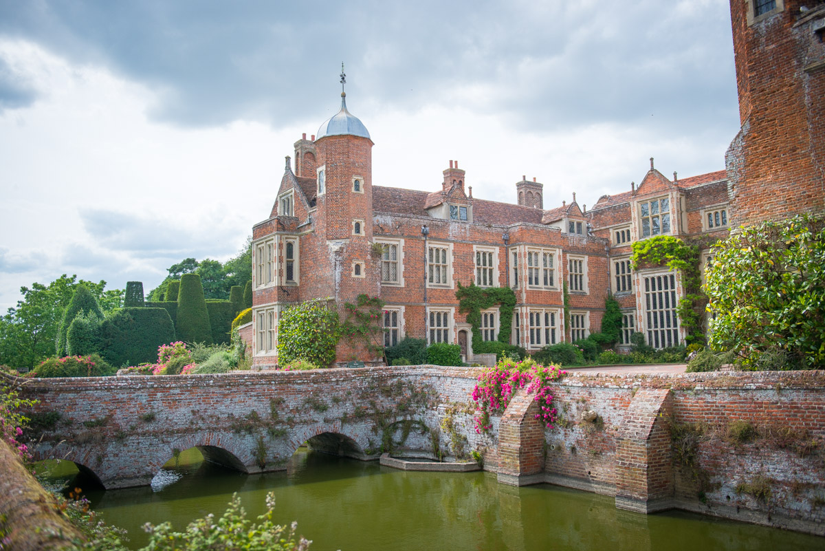 Kentwell Hall Wedding Suffolk - Abi & Gareth -20