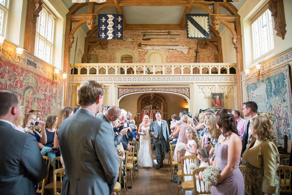 Kentwell Hall Wedding Suffolk - Abi & Gareth -29