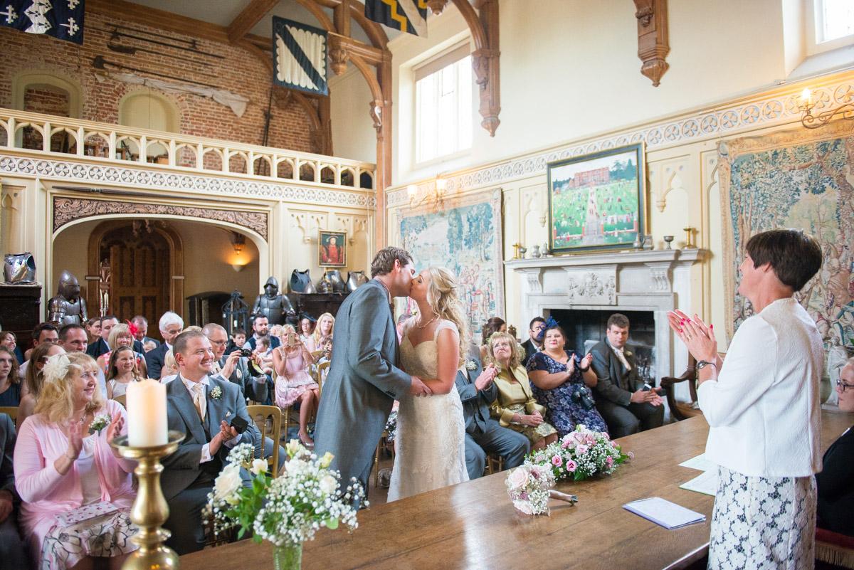 Kentwell Hall Wedding Suffolk - Abi & Gareth -33