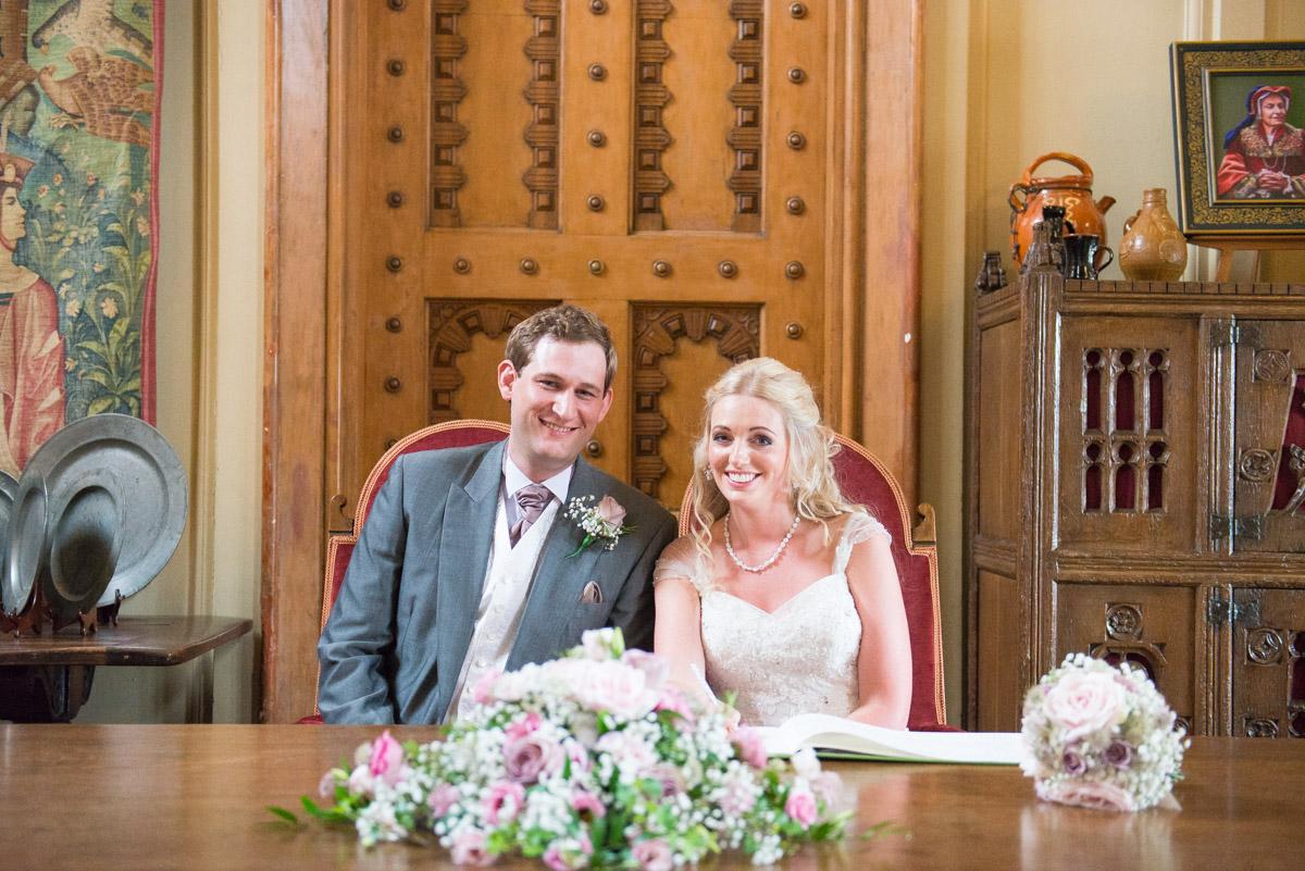 Kentwell Hall Wedding Suffolk - Abi & Gareth -36