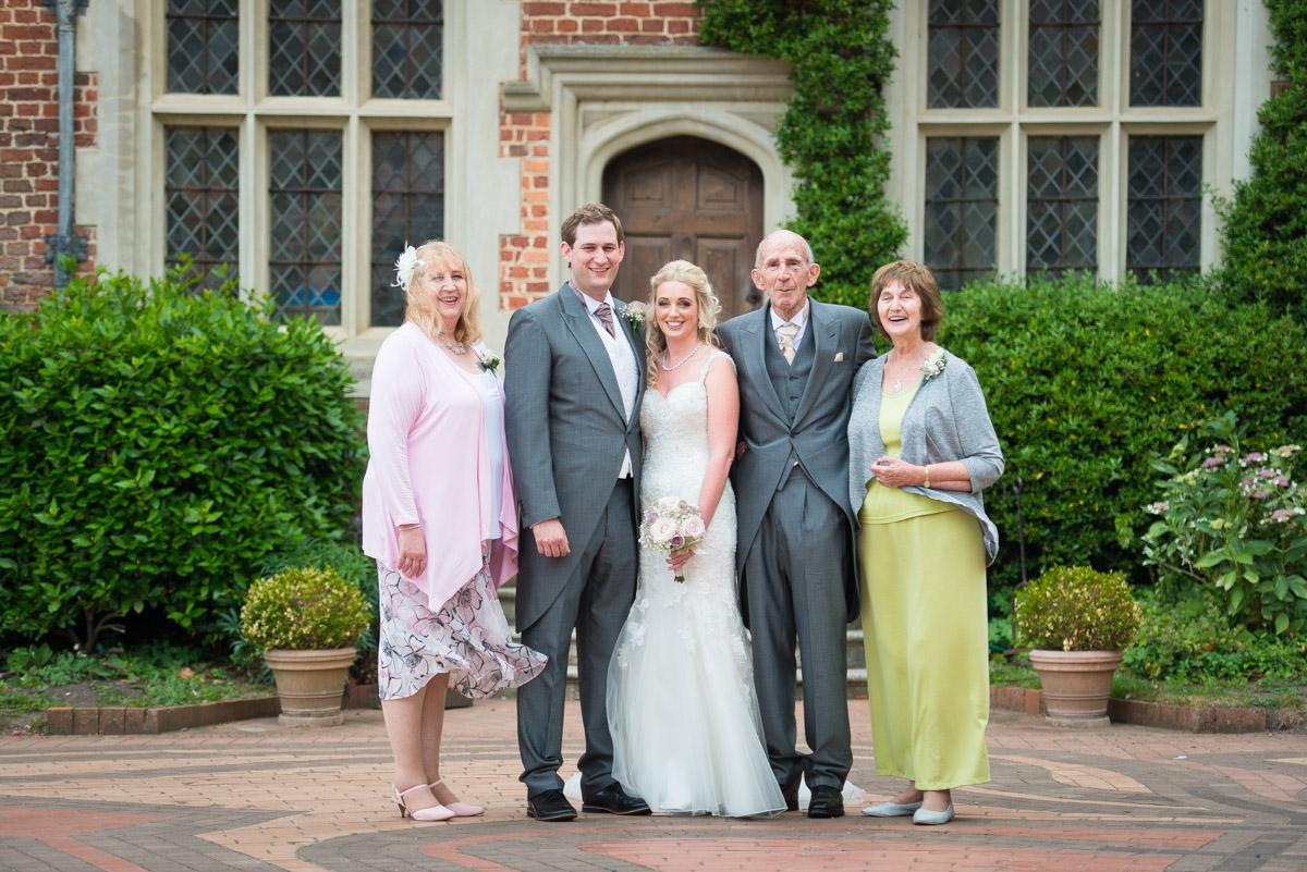 Kentwell Hall Wedding Suffolk - Abi & Gareth -40