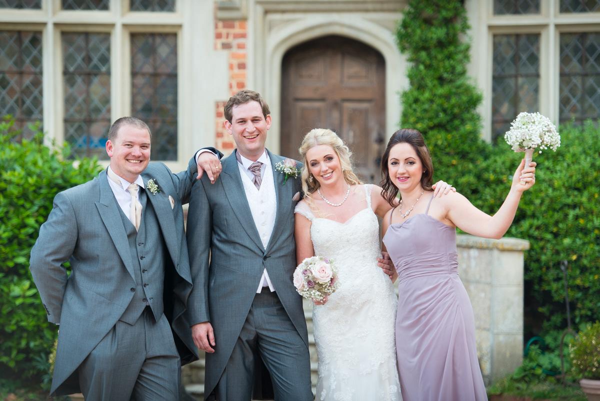 Kentwell Hall Wedding Suffolk - Abi & Gareth -41
