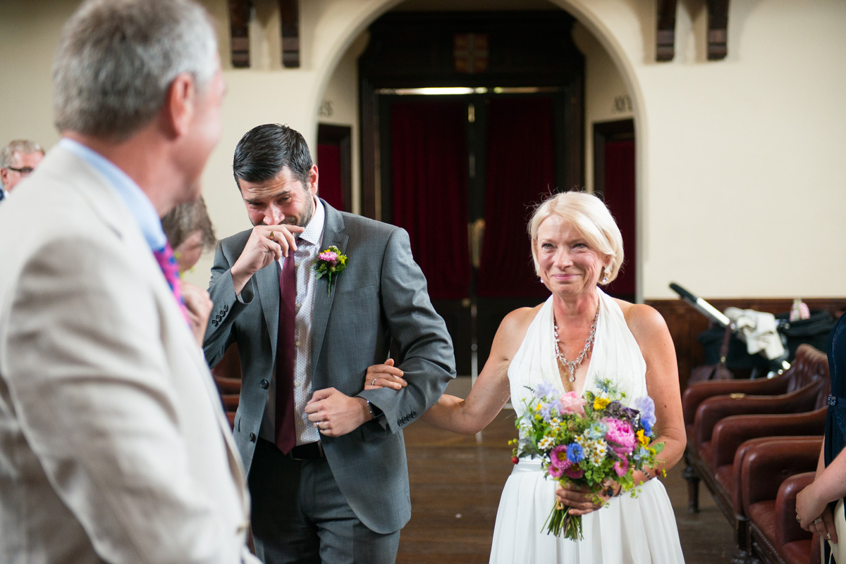 Cambridge Union Society Wedding - Carrie & Steve-21