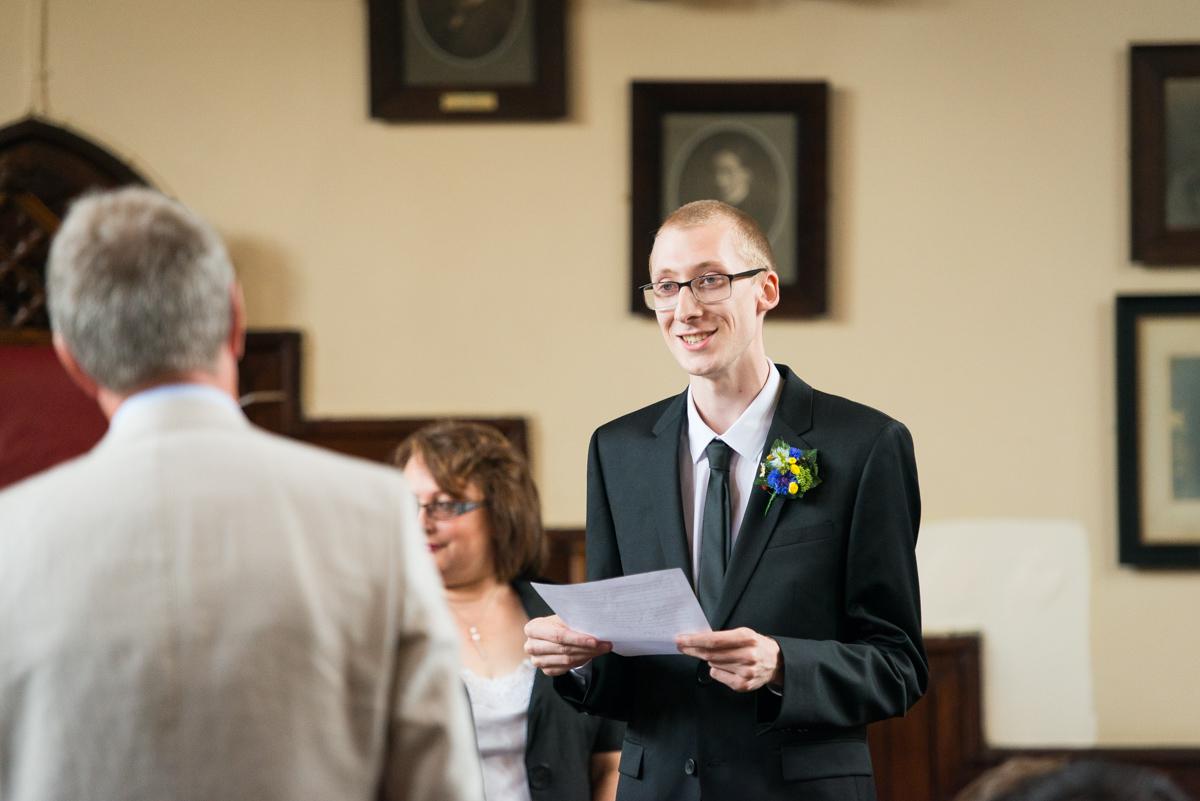 Cambridge Union Society Wedding - Carrie & Steve-22