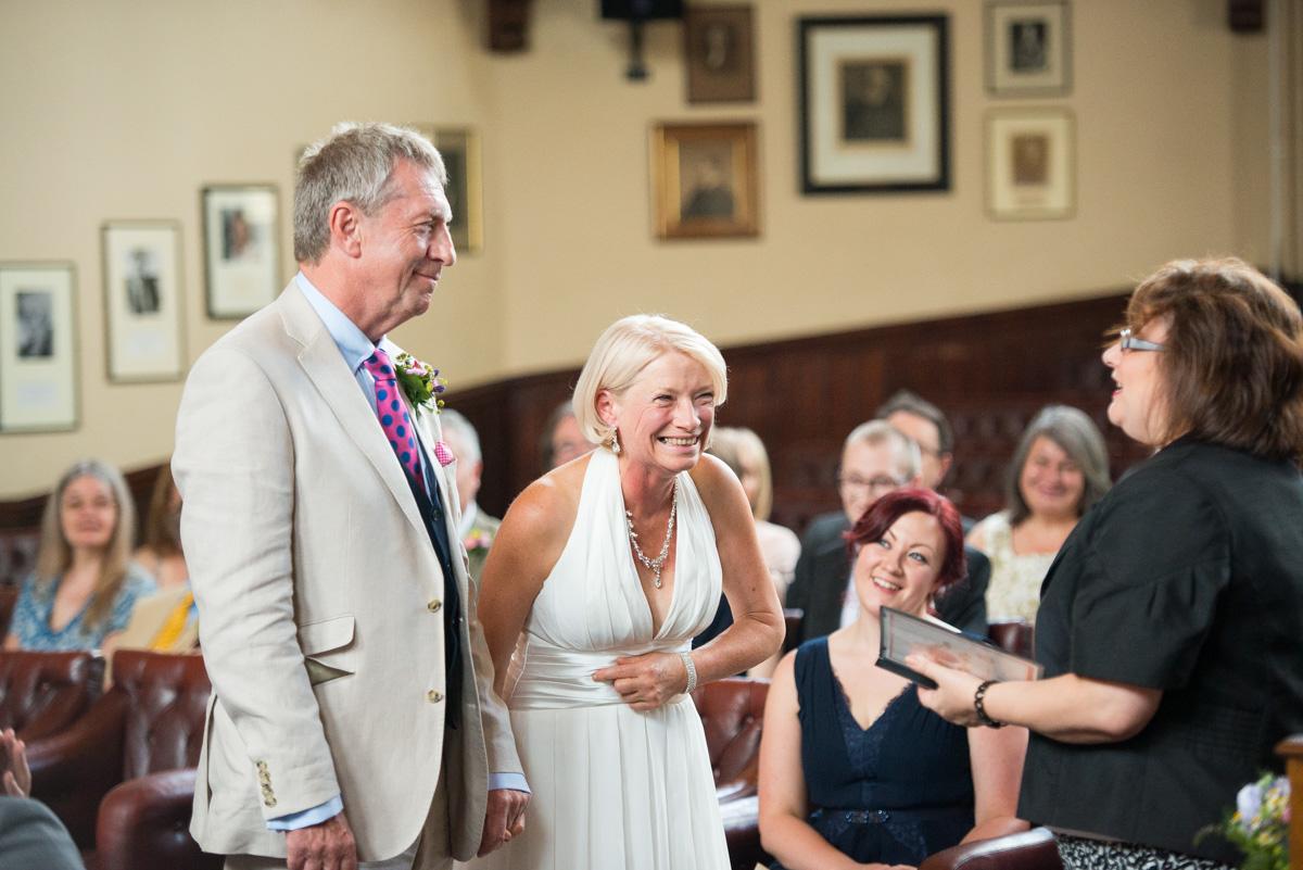 Cambridge Union Society Wedding - Carrie & Steve-23