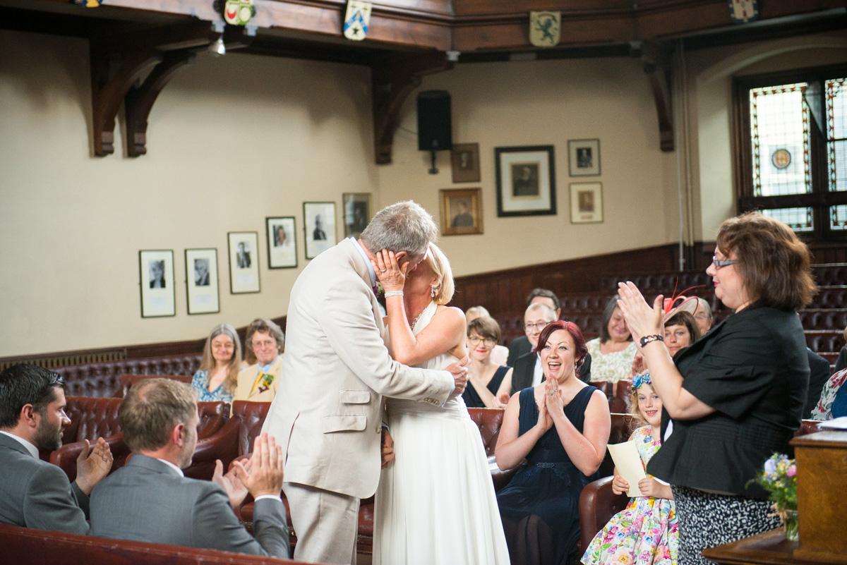 Cambridge Union Society Wedding - Carrie & Steve-24