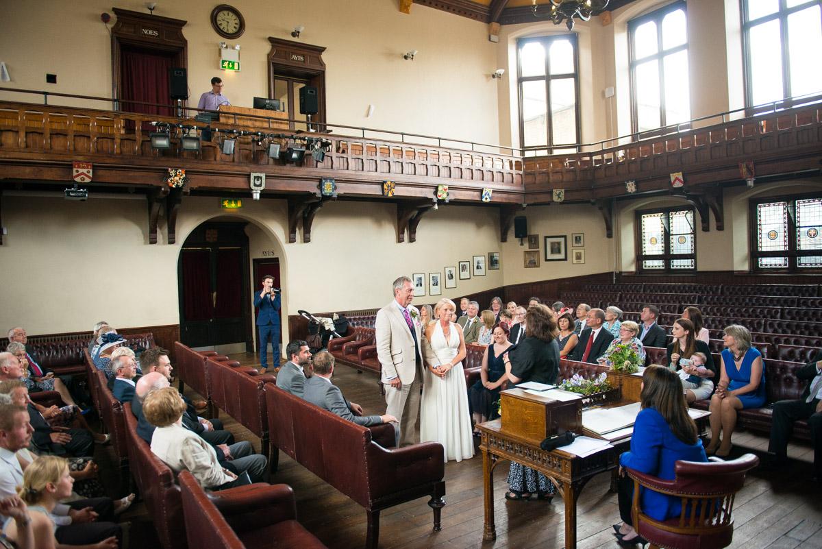 Cambridge Union Society Wedding - Carrie & Steve-25