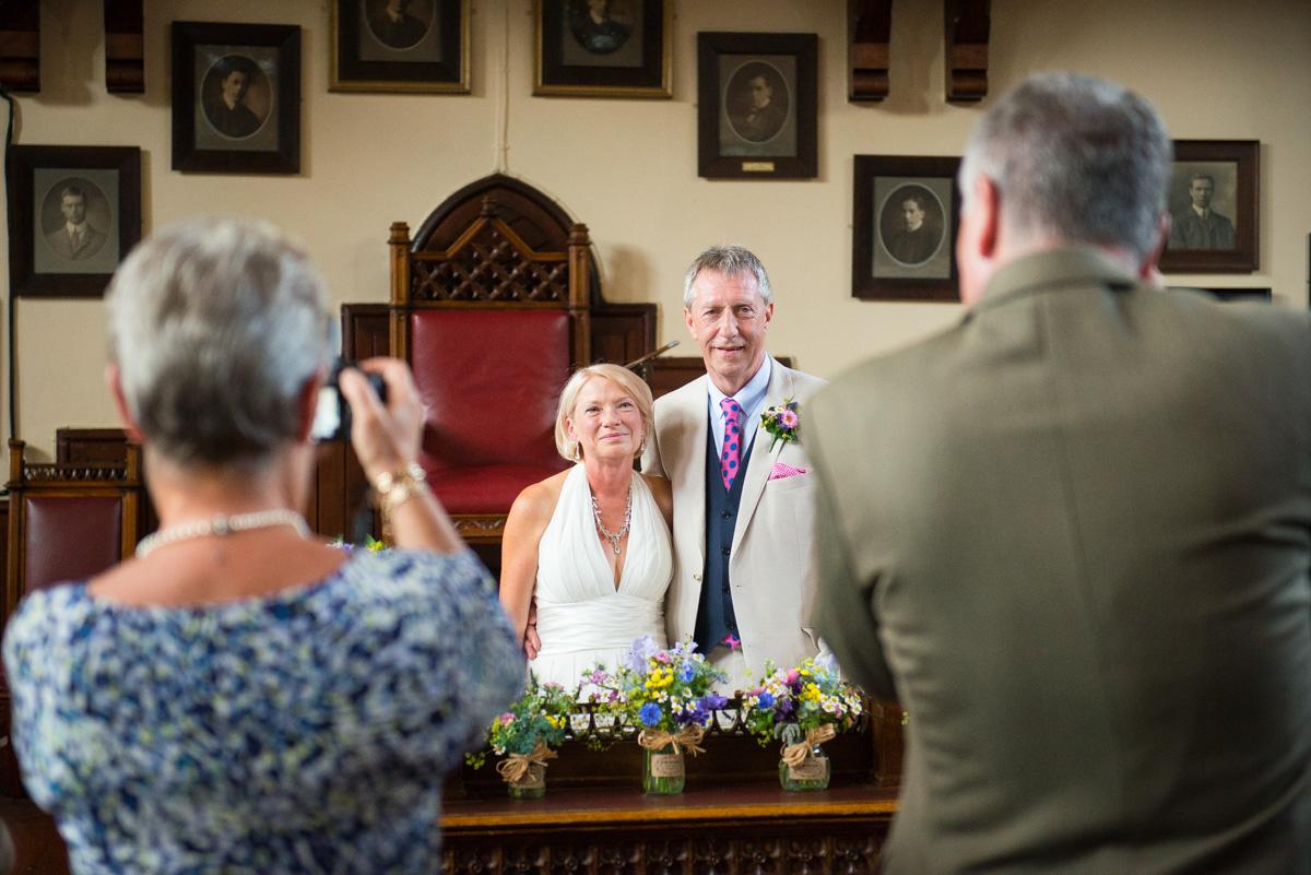 Cambridge Union Society Wedding - Carrie & Steve-28