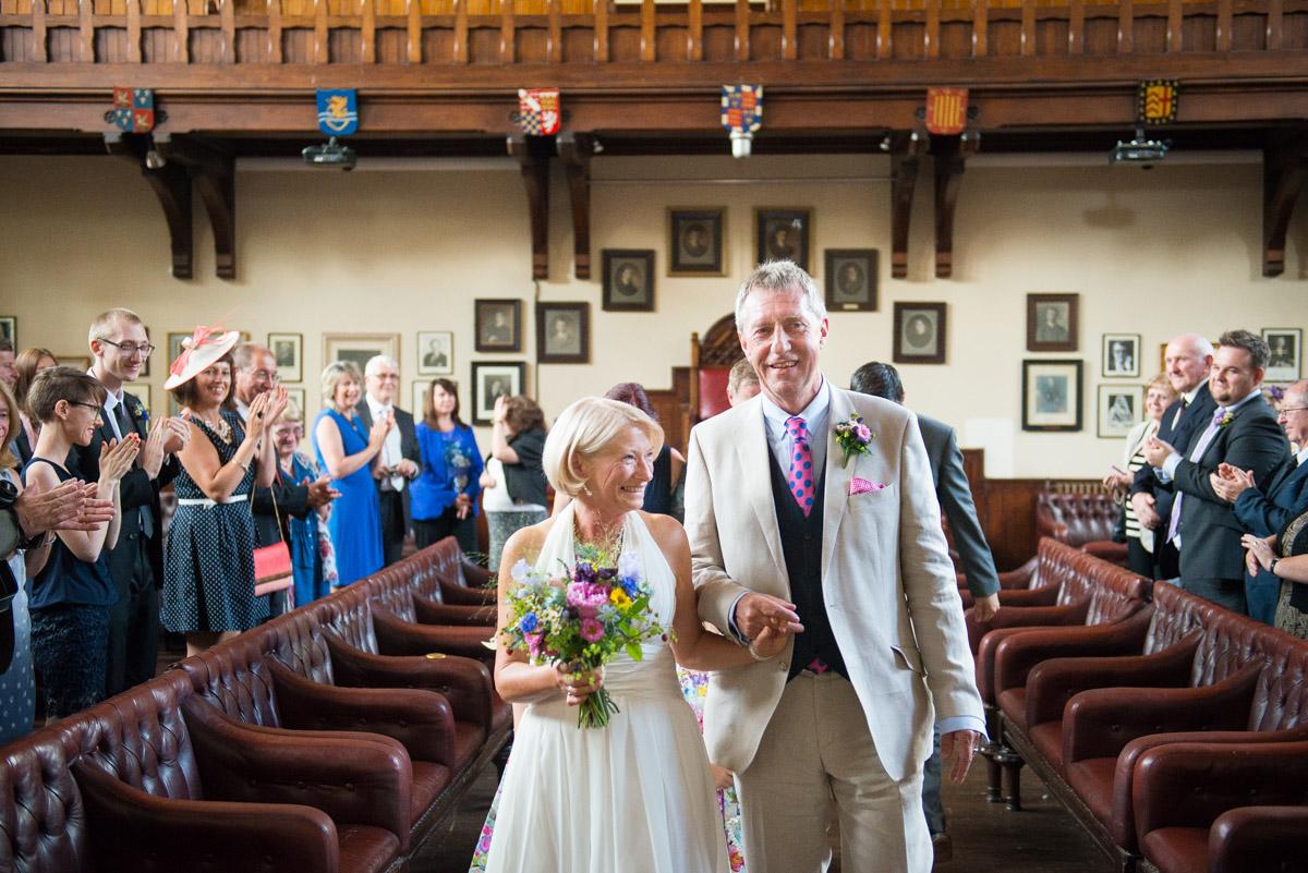 Cambridge Union Society Wedding - Carrie & Steve-30
