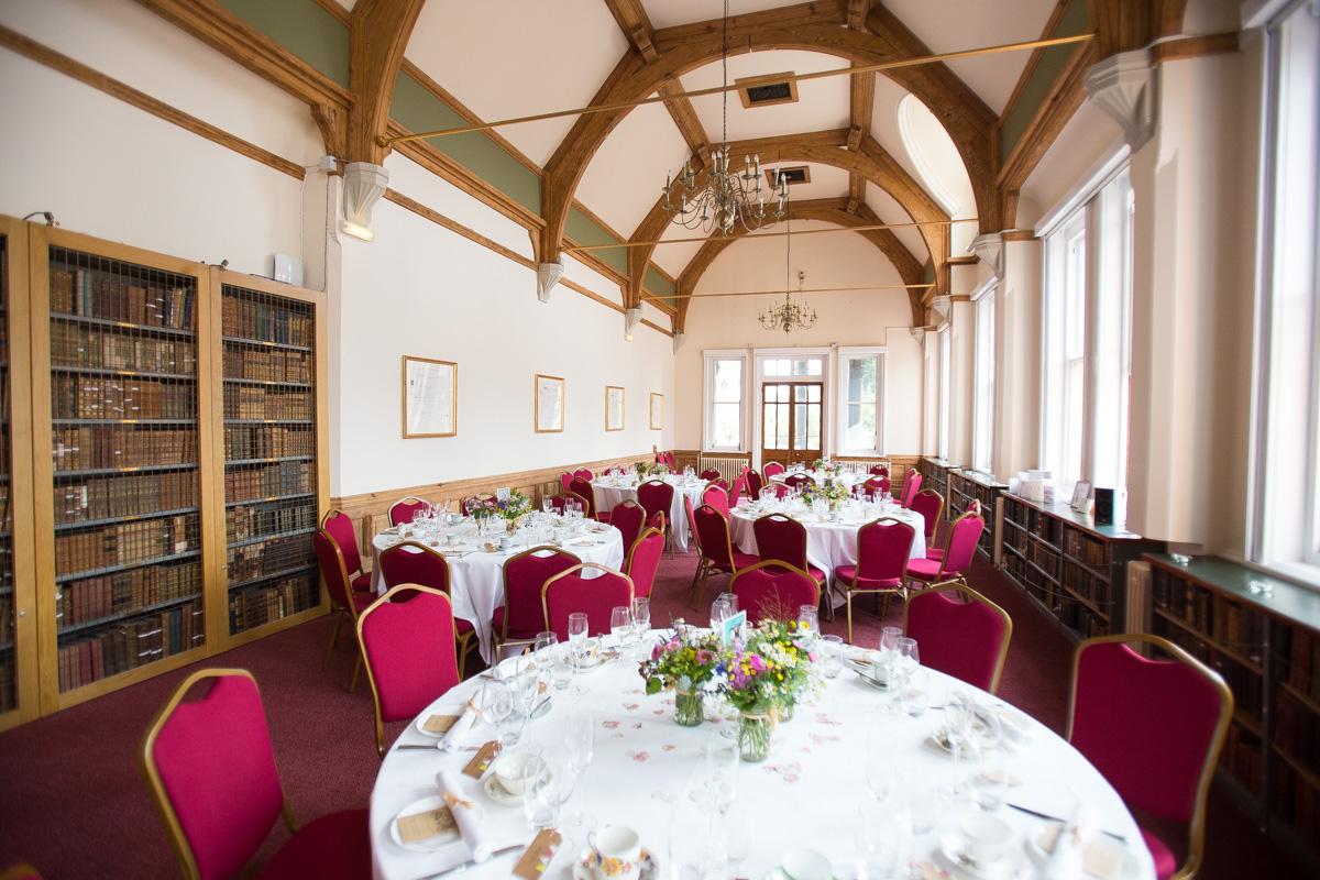 Cambridge Union Society Wedding - Carrie & Steve-40
