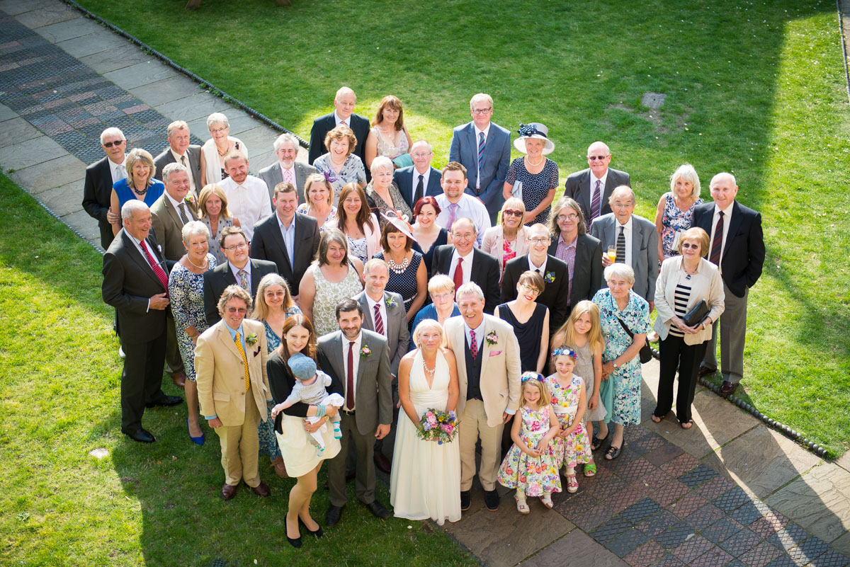 Cambridge Union Society Wedding - Carrie & Steve-46