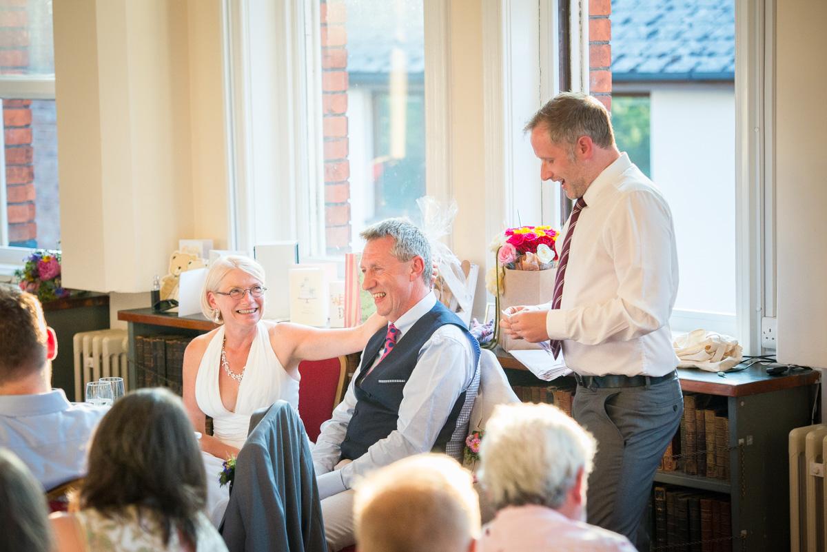 Cambridge Union Society Wedding - Carrie & Steve-64