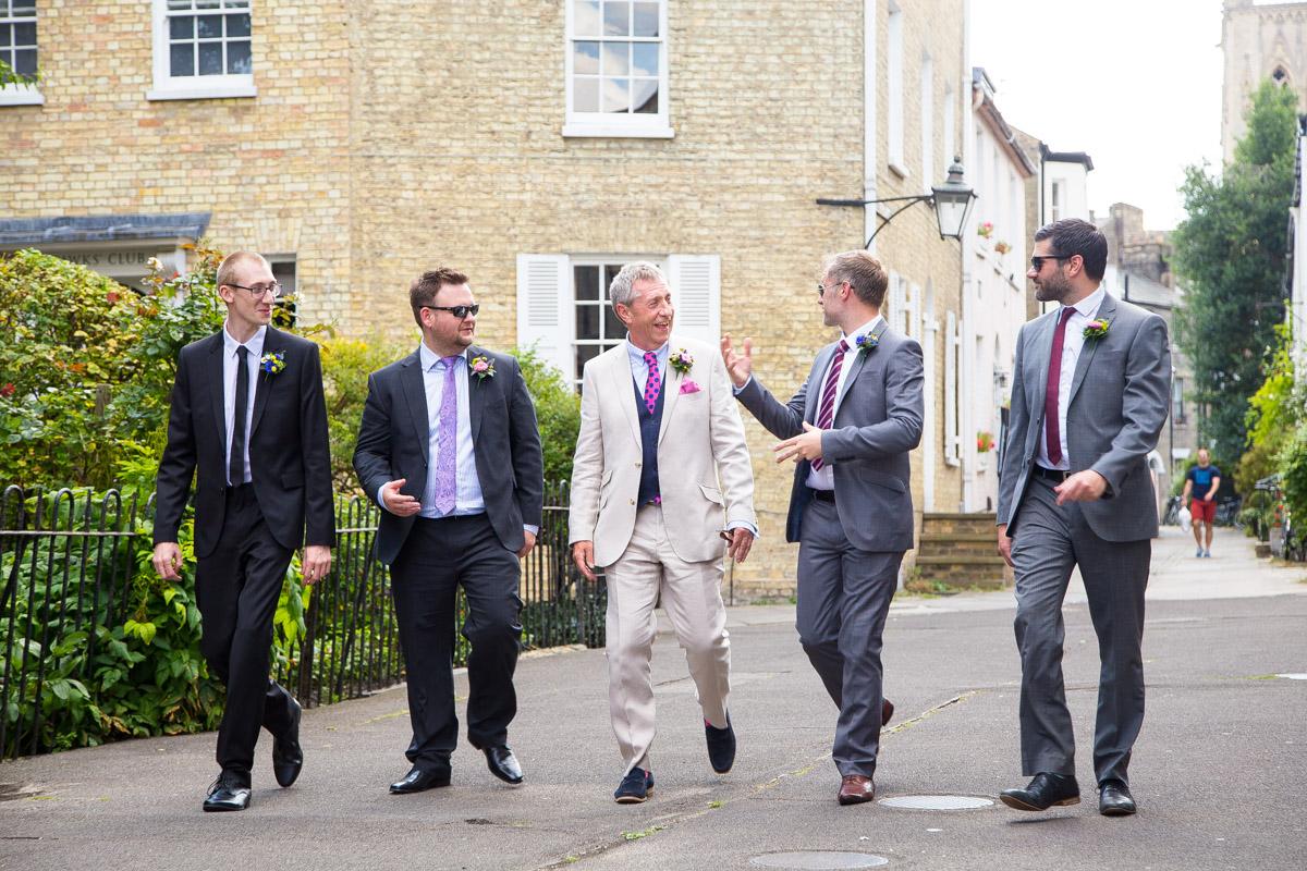 Cambridge Union Society Wedding - Carrie & Steve-7