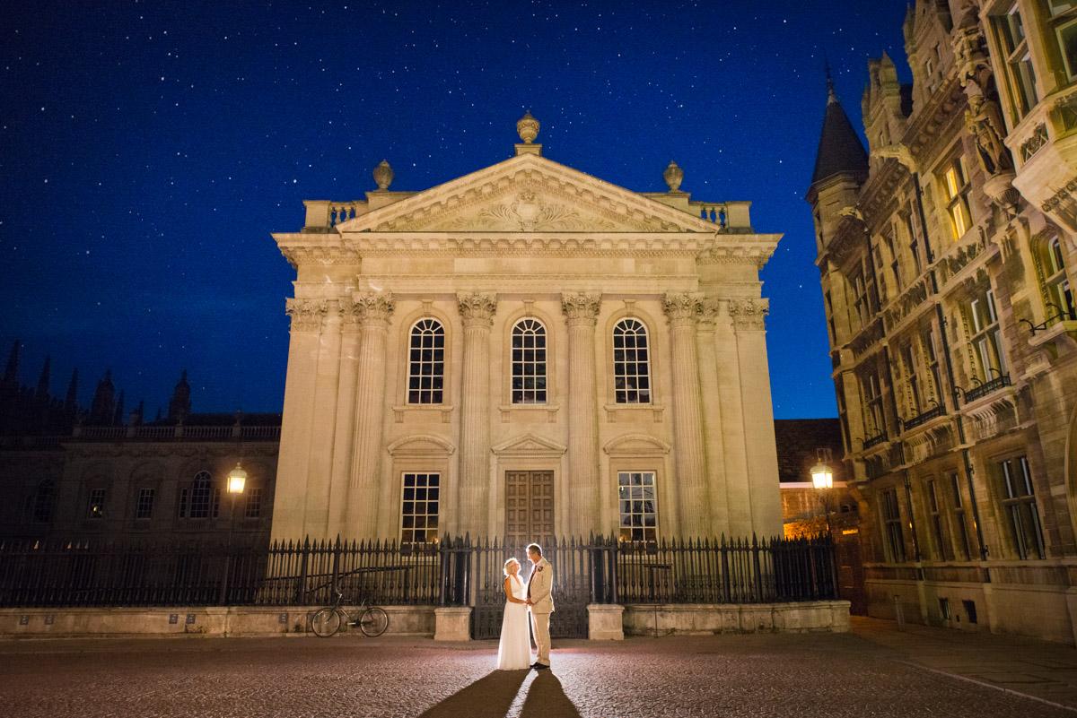 Cambridge Union Society Wedding - Carrie & Steve-74