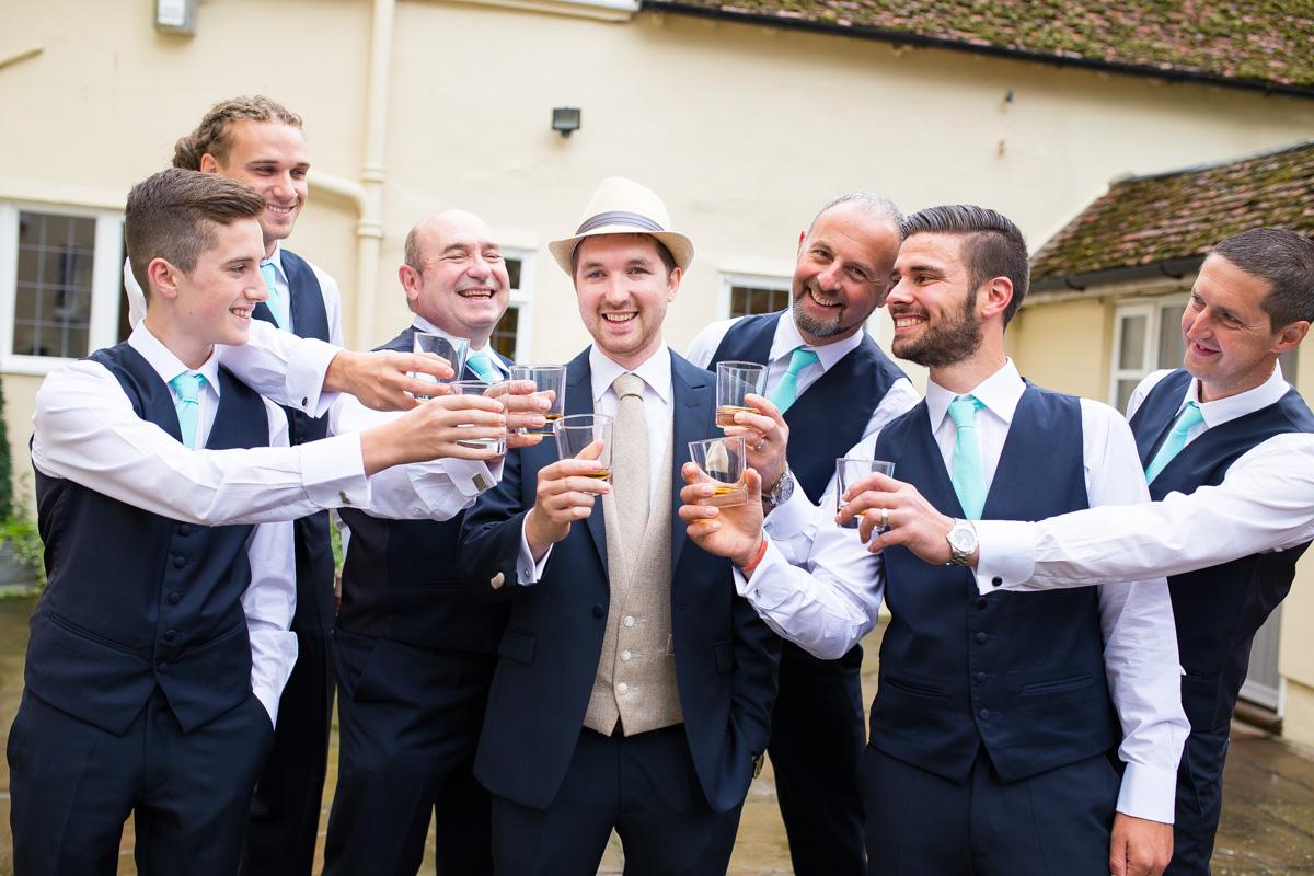 Houchins Wedding, Essex - Steffi & Adam-12