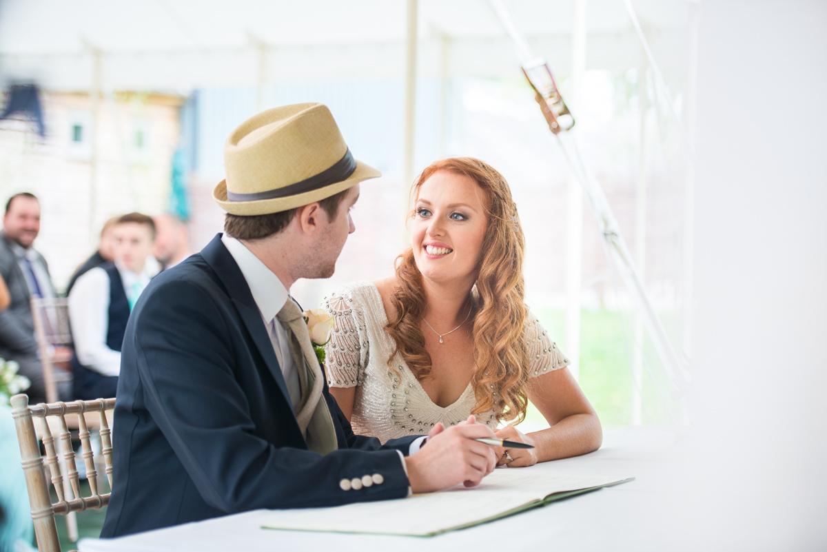 Houchins Wedding, Essex - Steffi & Adam-32