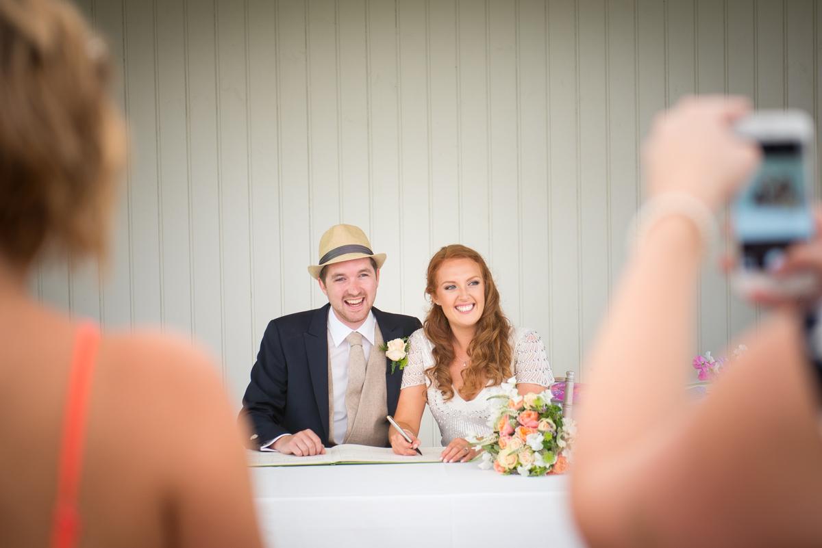 Houchins Wedding, Essex - Steffi & Adam-33