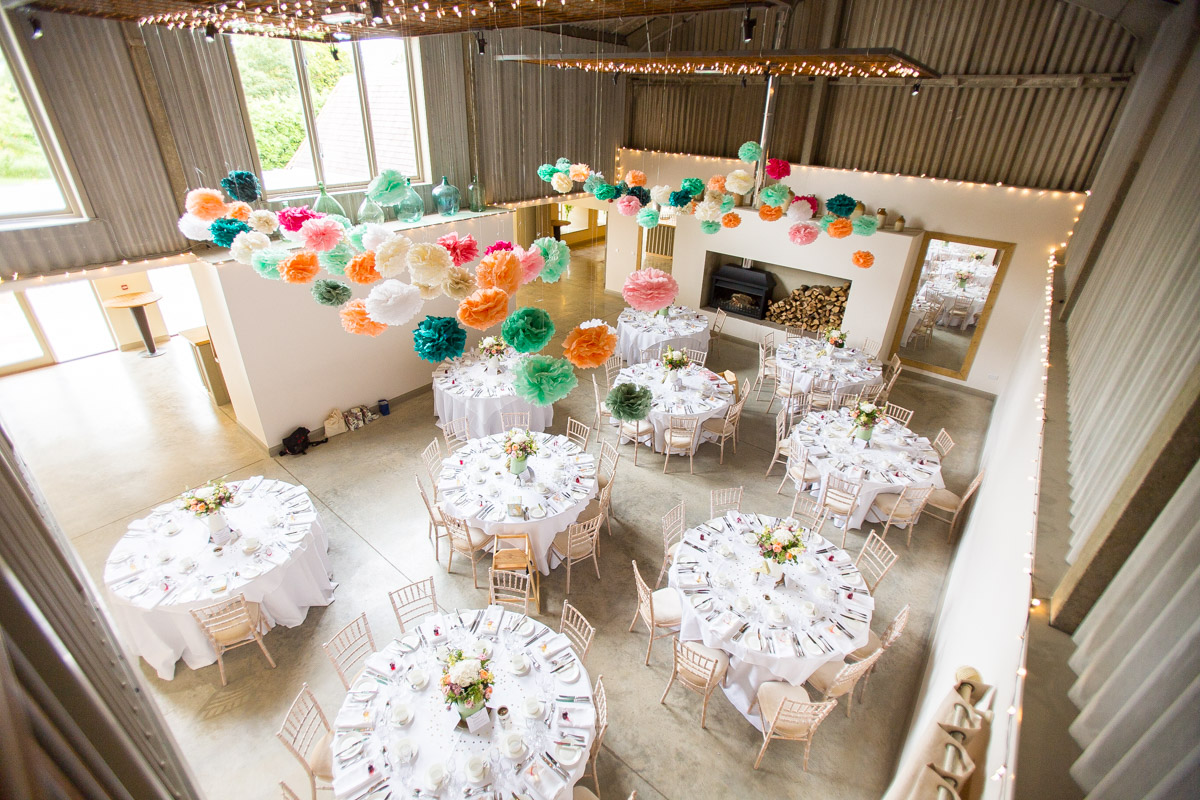 Houchins Wedding, Essex - Steffi & Adam-40