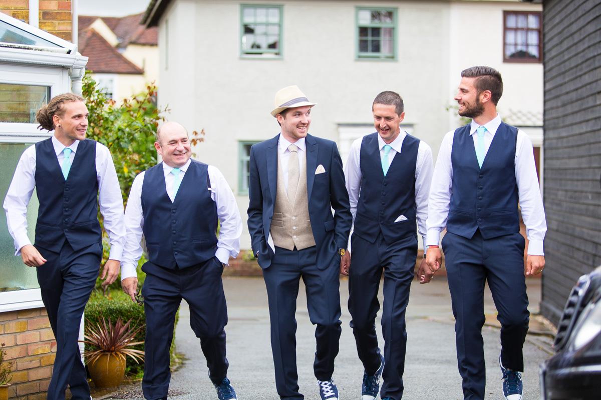 Houchins Wedding, Essex - Steffi & Adam-5