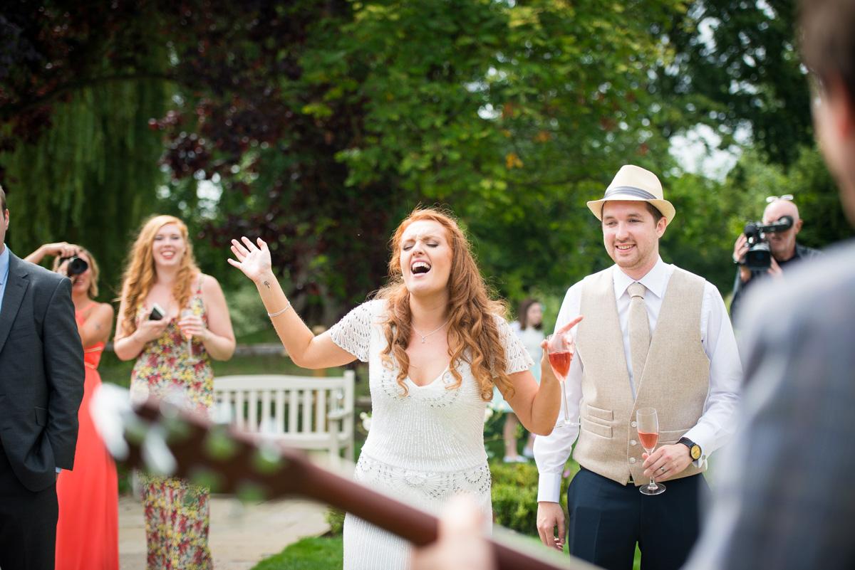 Houchins Wedding, Essex - Steffi & Adam-50