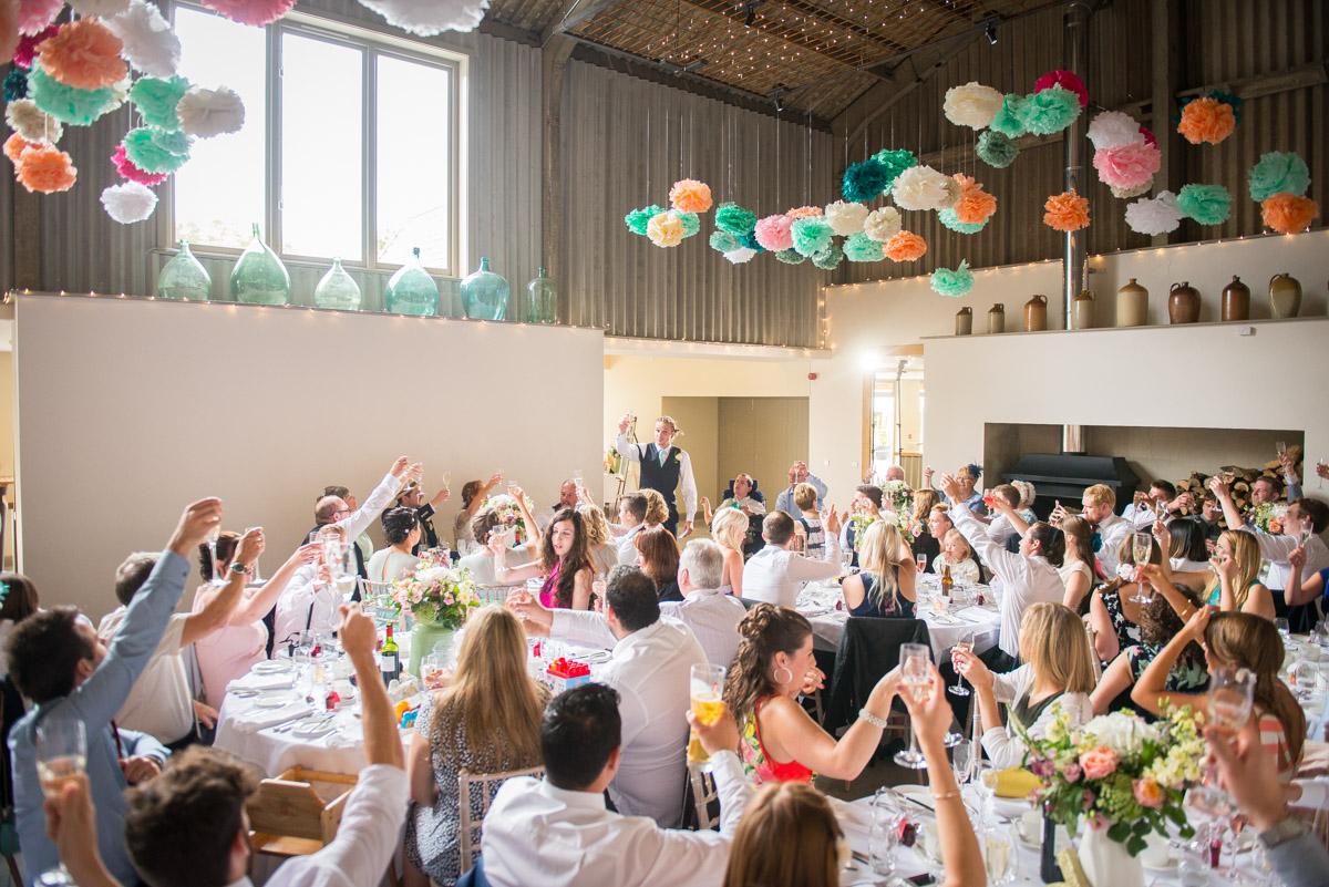 Houchins Wedding, Essex - Steffi & Adam-61