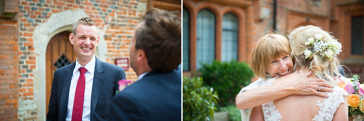 Layer Marney Tower Wedding - Carli & Joe -45