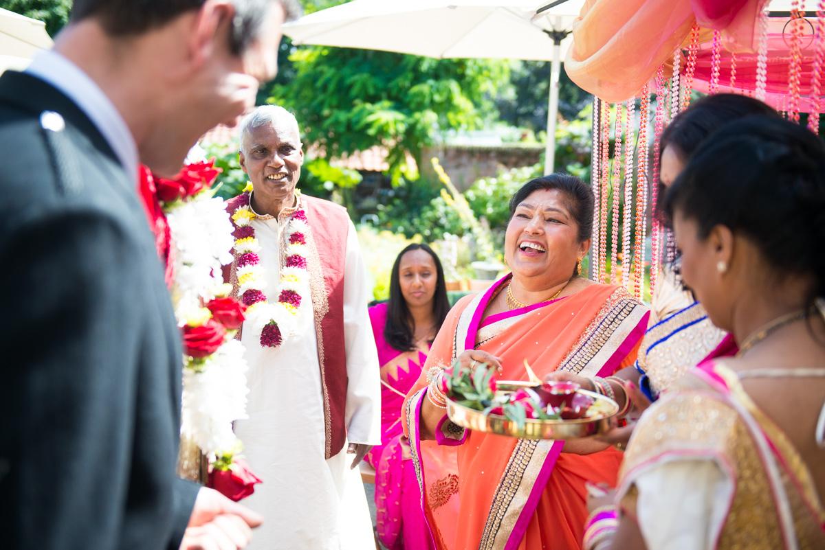 Priory Hall Wedding Suffolk - Rekha & Adam-10
