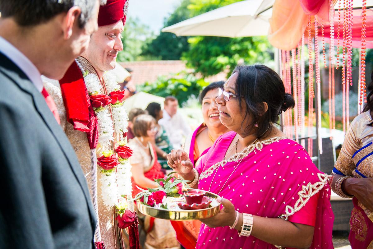 Priory Hall Wedding Suffolk - Rekha & Adam-11