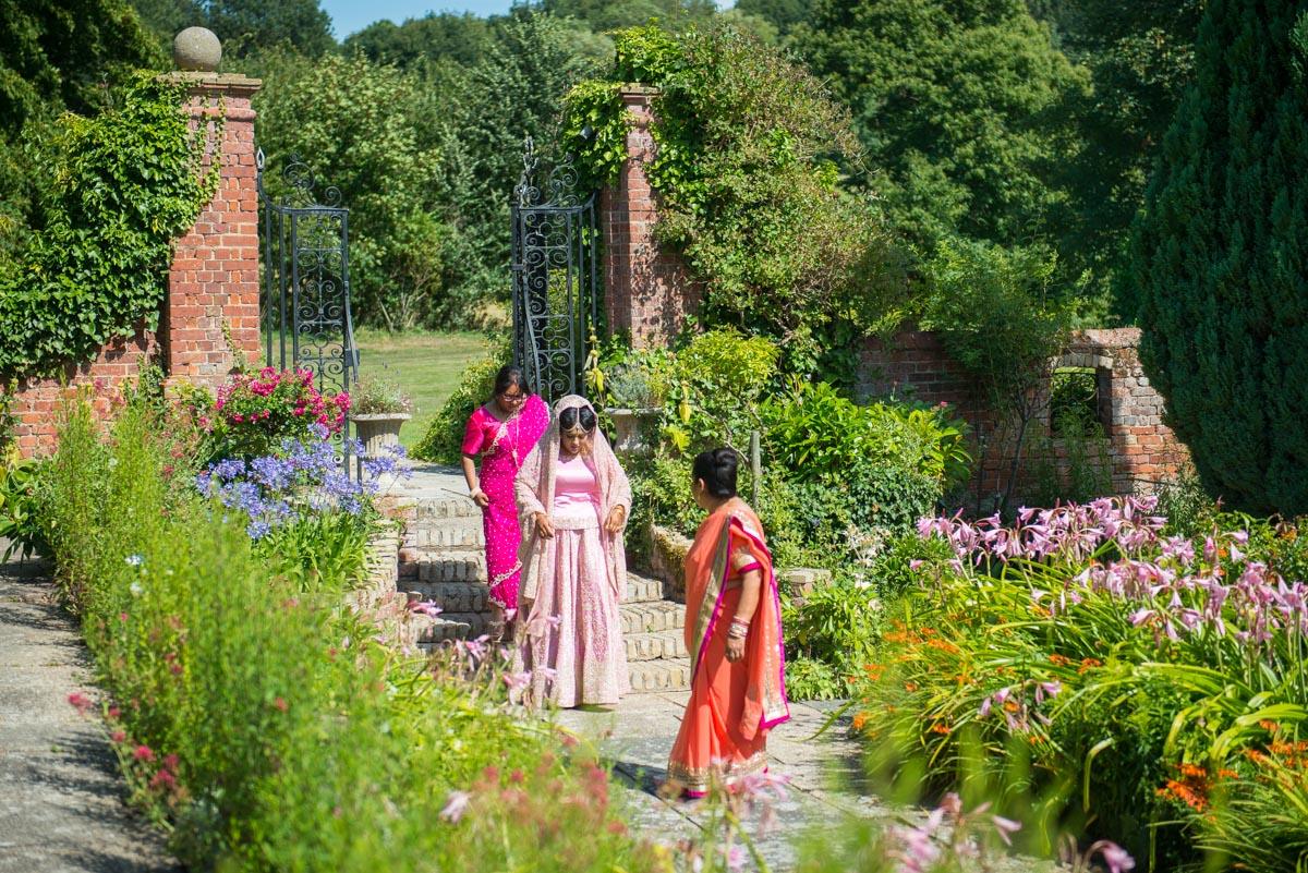 Priory Hall Wedding Suffolk - Rekha & Adam-15