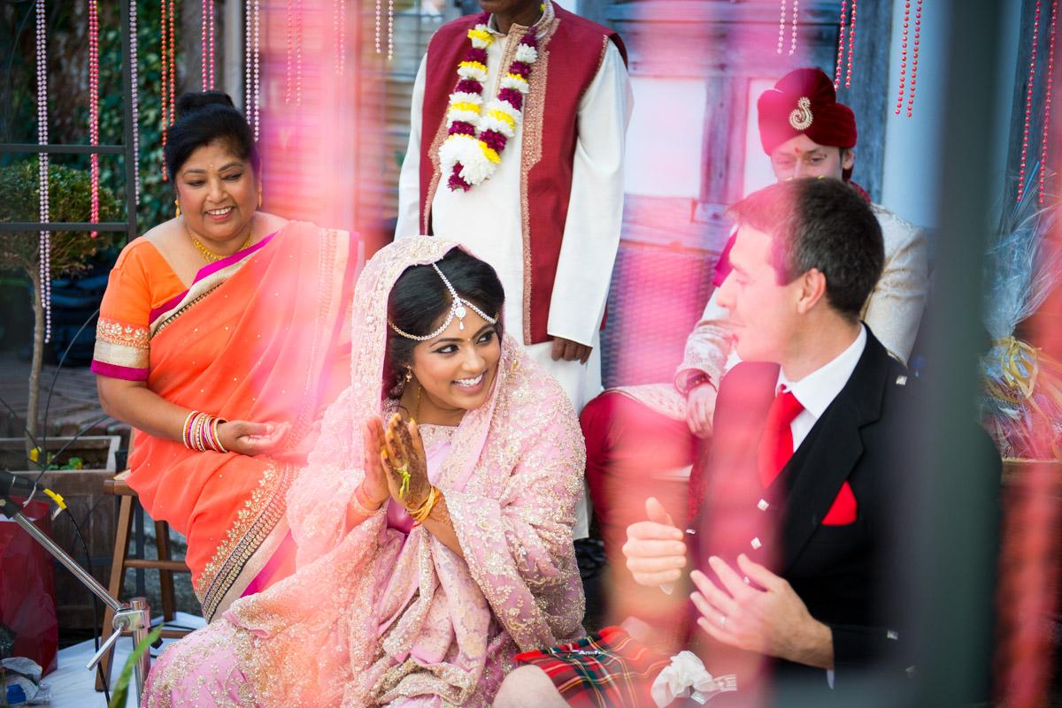 Priory Hall Wedding Suffolk - Rekha & Adam-17