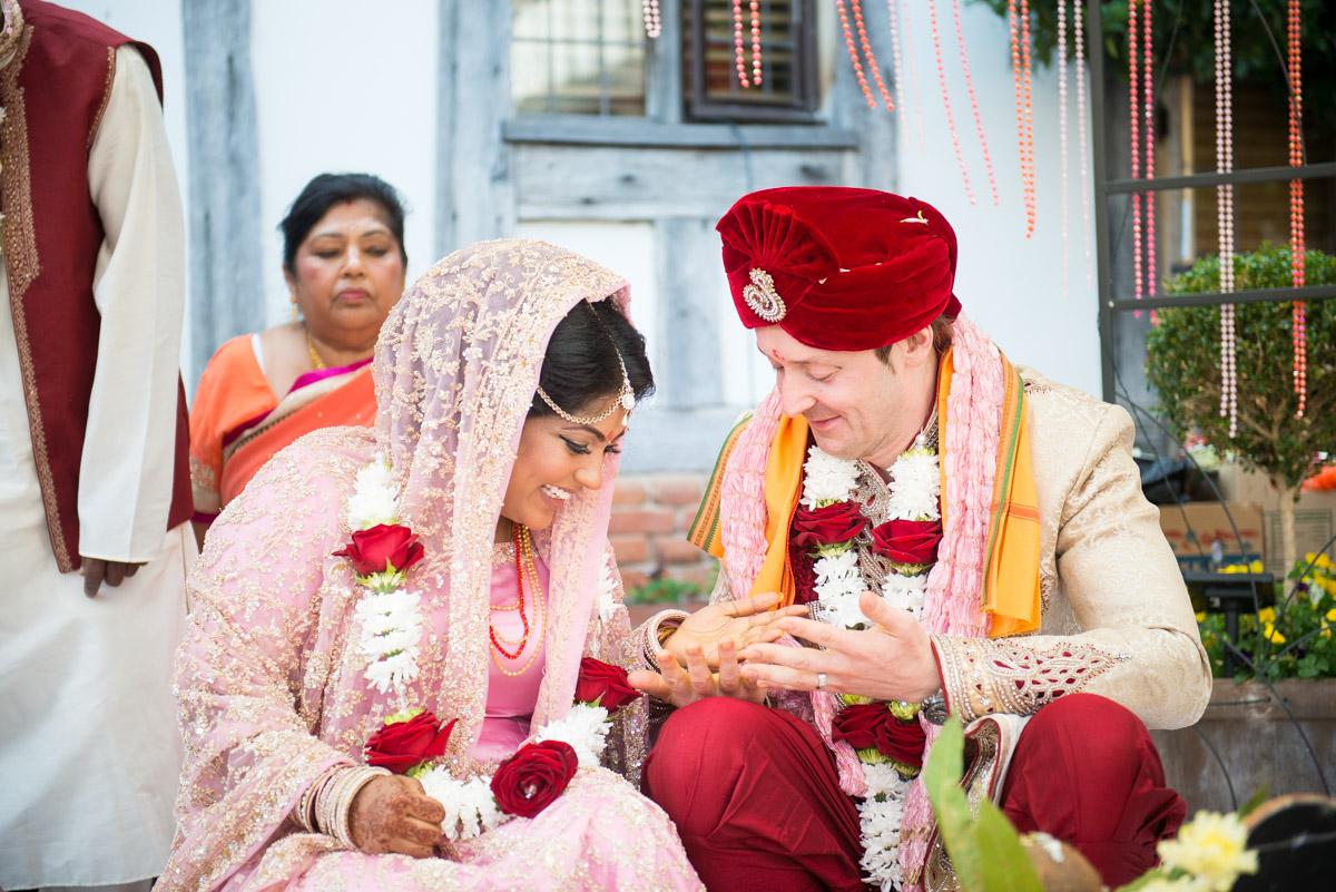 Priory Hall Wedding Suffolk - Rekha & Adam-27