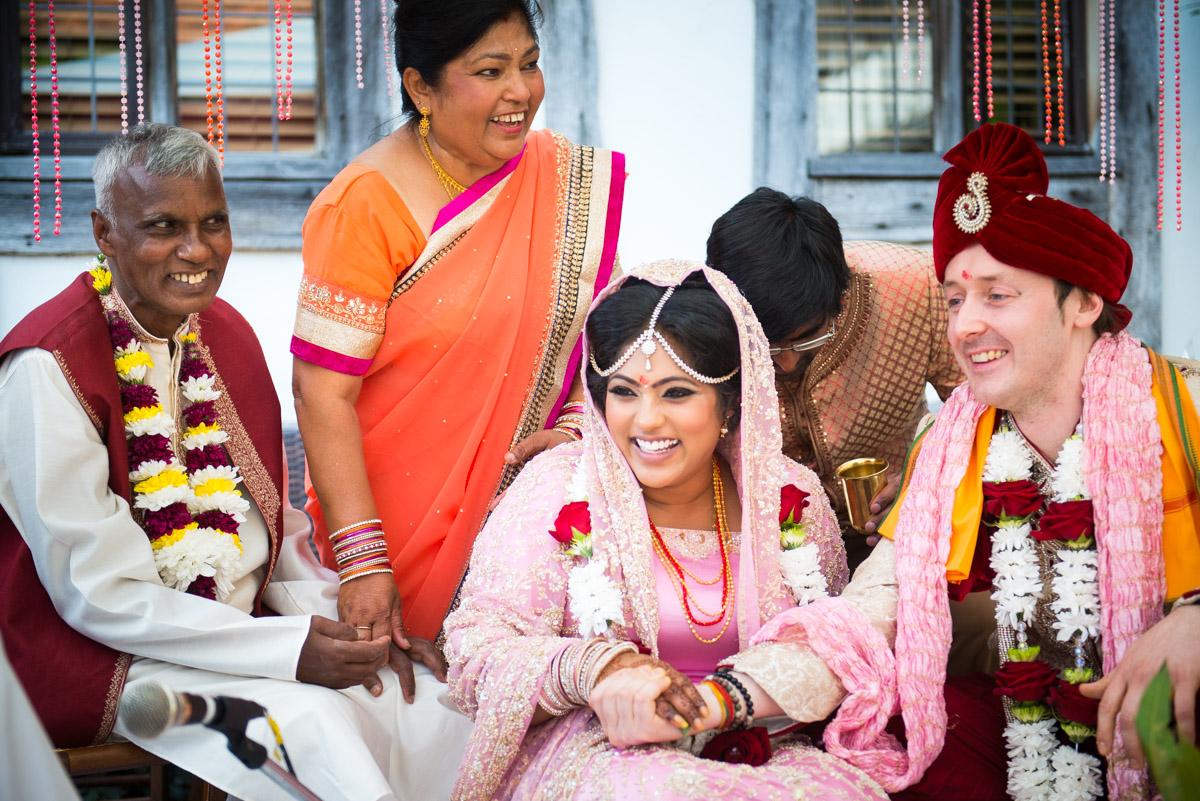 Priory Hall Wedding Suffolk - Rekha & Adam-33