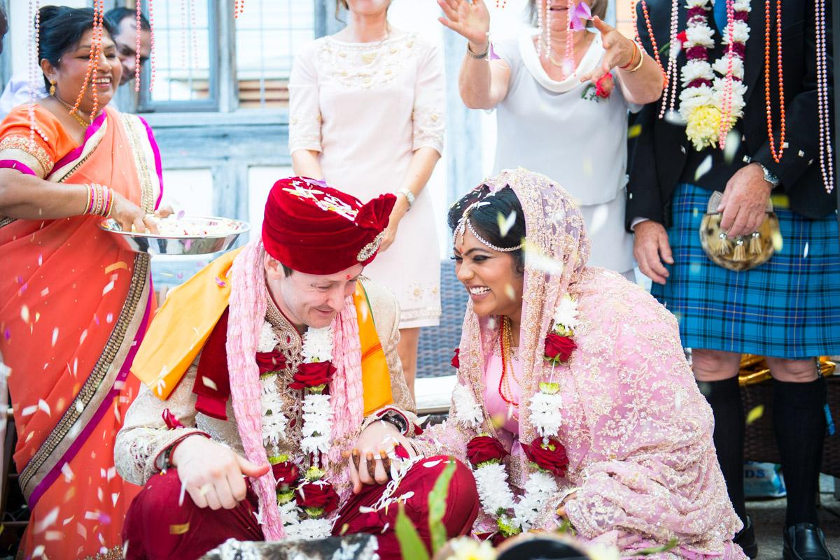 Priory Hall Wedding Suffolk - Rekha & Adam-41