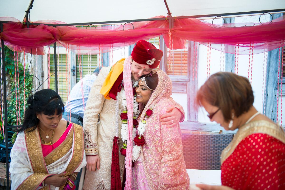 Priory Hall Wedding Suffolk - Rekha & Adam-43