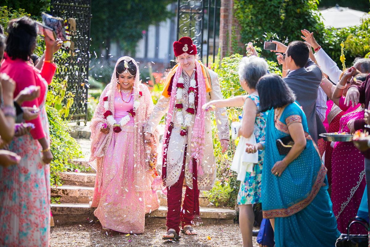 Priory Hall Wedding Suffolk - Rekha & Adam-47