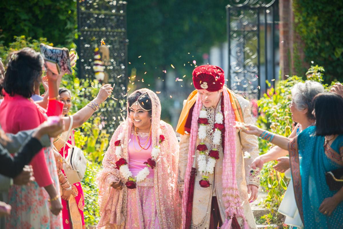 Priory Hall Wedding Suffolk - Rekha & Adam-49