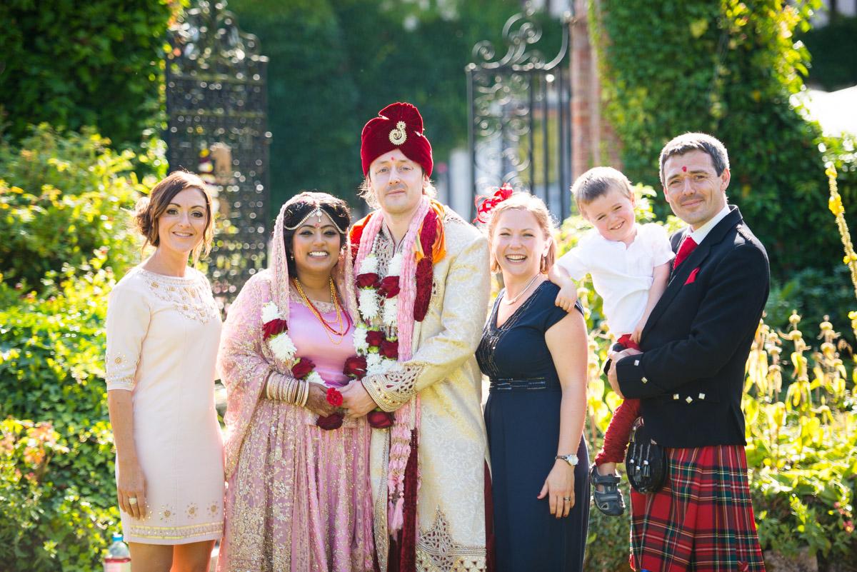 Priory Hall Wedding Suffolk - Rekha & Adam-54