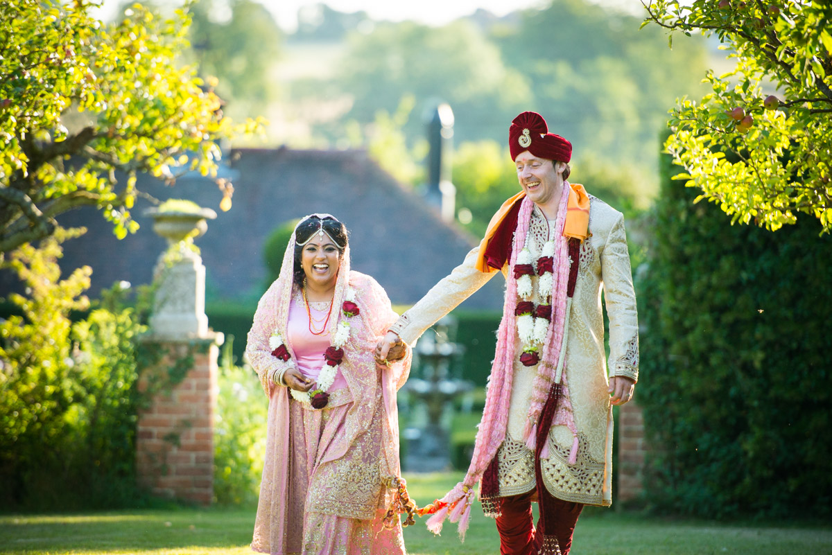 Priory Hall Wedding Suffolk - Rekha & Adam-69