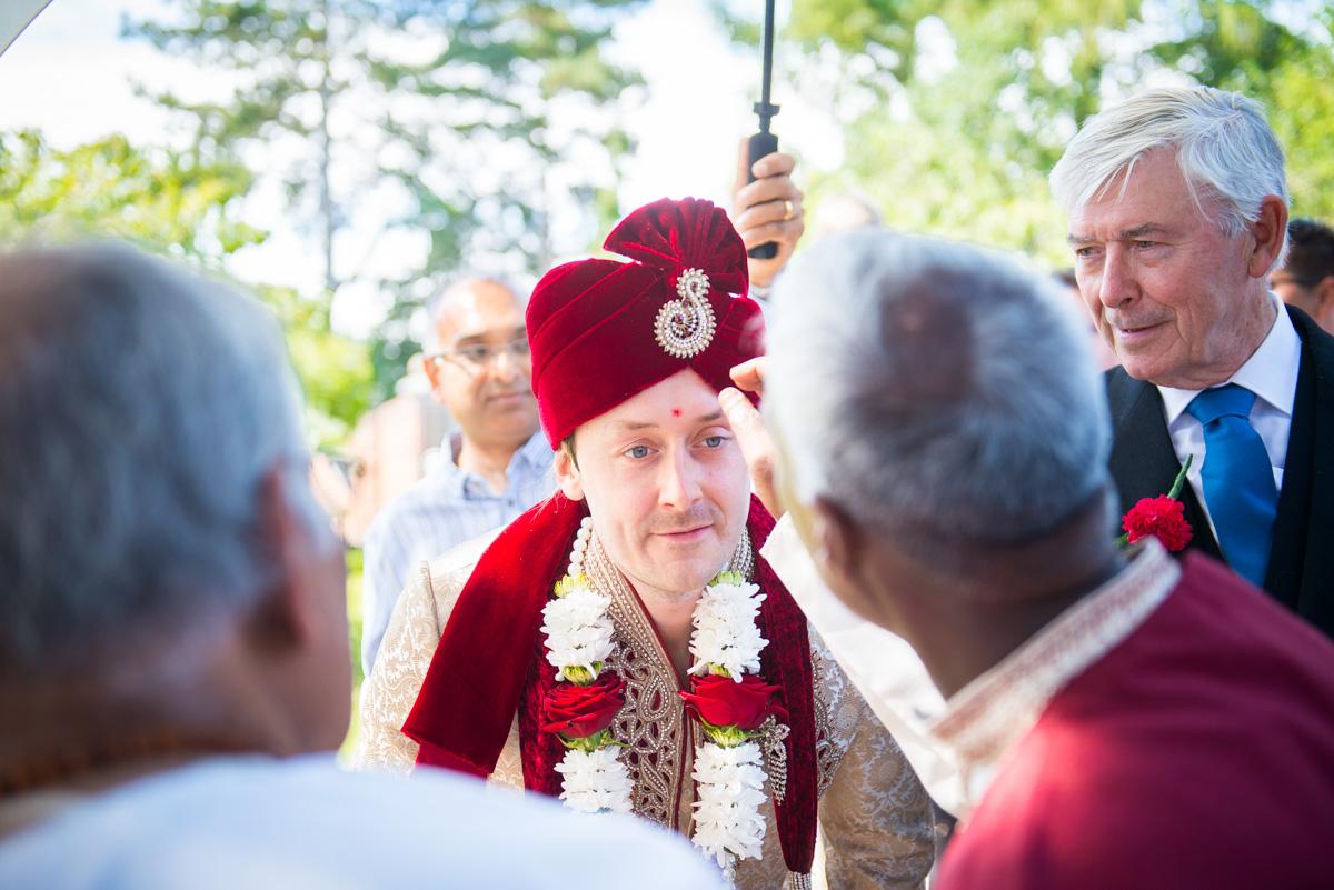 Priory Hall Wedding Suffolk - Rekha & Adam-7