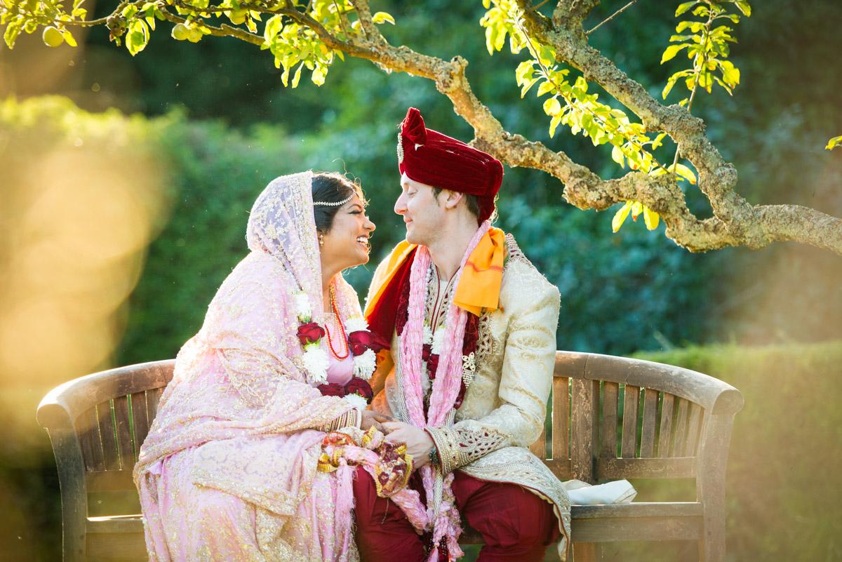 Priory Hall Wedding Suffolk - Rekha & Adam-70
