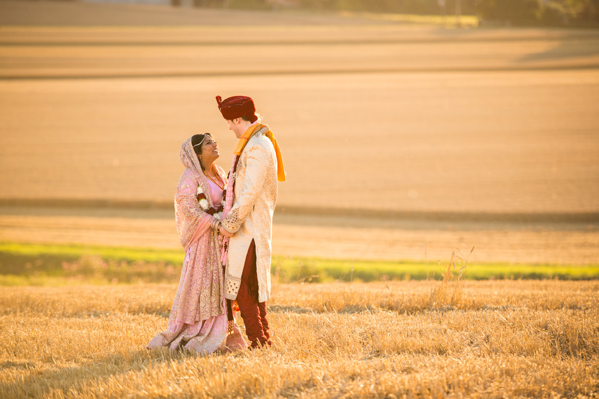 Priory Hall Wedding Suffolk - Rekha & Adam-73
