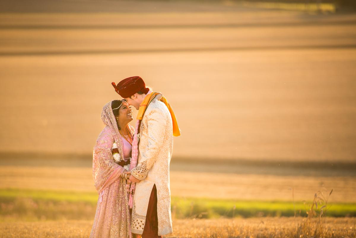 Priory Hall Wedding Suffolk - Rekha & Adam-74