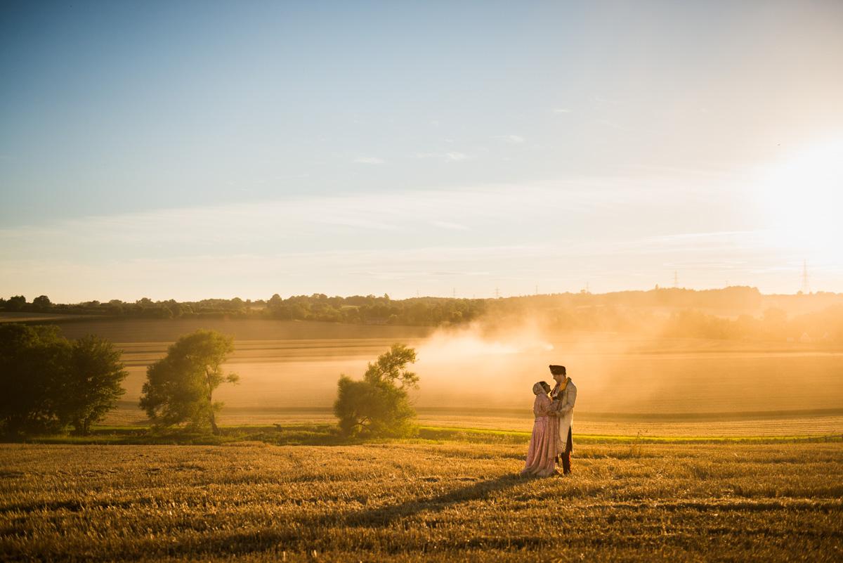Priory Hall Wedding Suffolk - Rekha & Adam-75