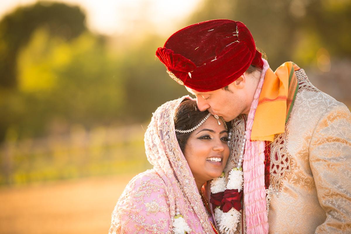 Priory Hall Wedding Suffolk - Rekha & Adam-78