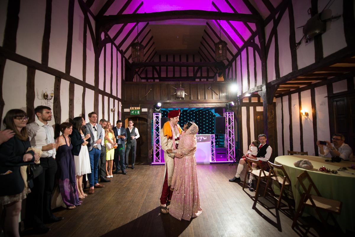 Priory Hall Wedding Suffolk - Rekha & Adam-79