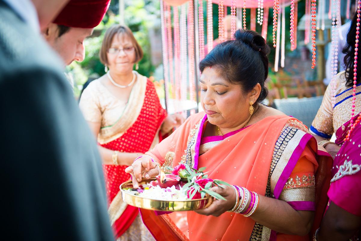 Priory Hall Wedding Suffolk - Rekha & Adam-8